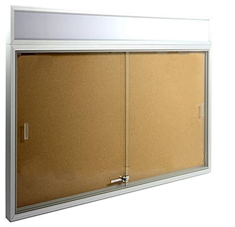 4' x 3' Indoor Notice Boards   Cork w/ Aluminum Frame