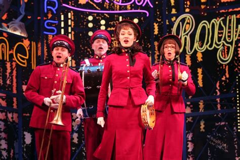 Wonderful Christmas Musicals Broadway #6: Michael%20Biren,%20John%20Jellison,%20Manna%20Nichols,%20and%20Kim%20Sava%20in%20Goodspeeds%20Guys%20and%20Dolls.%20(c)%20Diane%20Sobolewski.jpg