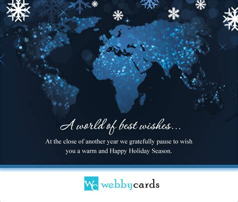 best wishes email a world of best wishes non animated corporate