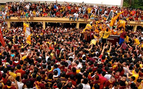 the feast of the expats guide to the feast of the black nazarene philippine primer