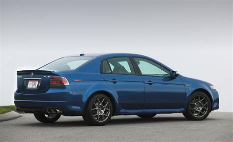 acura 2008 tl type s car and driver
