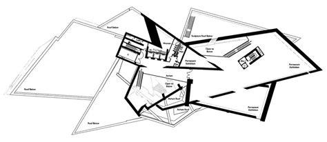 royal ontario museum floor plan denver art museum studio libeskind daniel libeskind