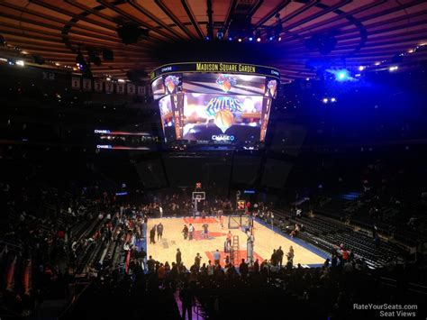 msg section 111 madison square garden section 111 new york knicks