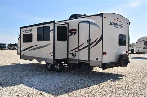 bunk house for sale 2017 new cruiser rv radiance touring 28bhik bunk house rv for sale w exteri travel