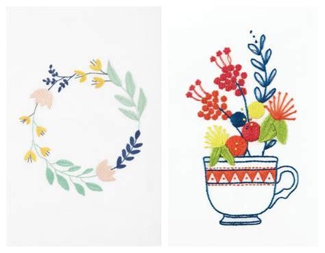 schemi ricamo fiori schemi gratis ricamo per personalizzare giacche e vestiti