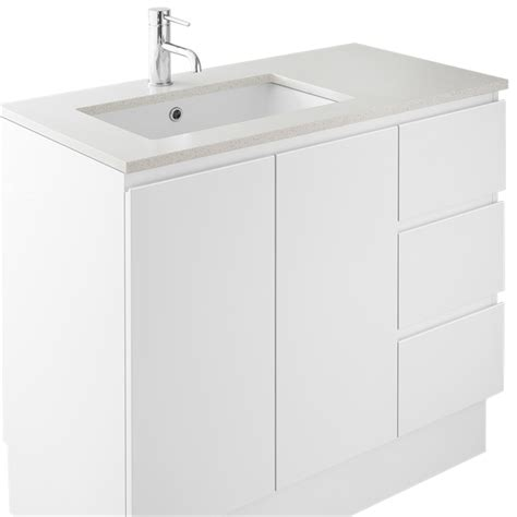 bathroom vanity bunnings cibo design 900mm caesar vanity fh bunnings warehouse