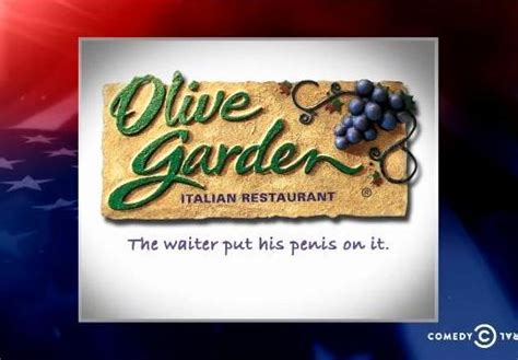 olive garden slogan stephen colbert shows the profitable companies treat their customers like crap