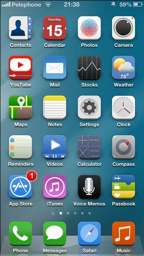 zen 8 themes iphone iphone主题 ios 8 theme iphone主题下载 电玩巴士iphone