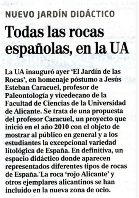 Comentarios De Noticias Y Articulos Departamento Ciencias De La Tierra Y Medio Ambiente Noticias Publicadas En Mayo 2011