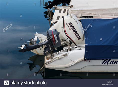 yamaha outboard motor stock photos yamaha outboard motor - Yamaha Outboard Motors Europe