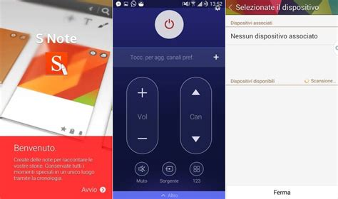 samsung galaxy s5 apps leaked s note watchon gear