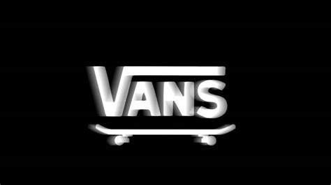 vans design logo vans logo animation youtube