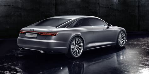 2019 Audi A9 Concept by Audi A9 E Gets Green Light For Production Due In