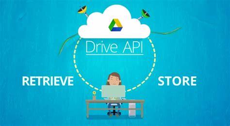 drive api introducing the google drive api video