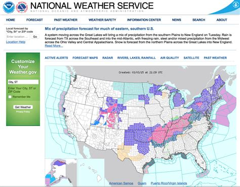 staying ahead of winter storms weather and agriculture