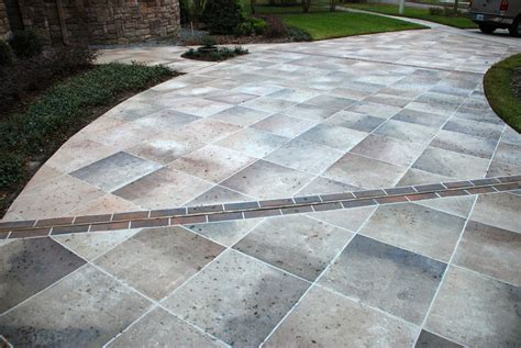 Painted Concrete Patio Ideas by Concrete Designs Florida Driveway Painting