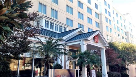 garden inn new orleans convention center hotel