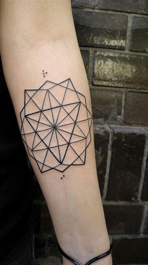 minimalist geometric tattoo meaning simple geometric tattoo meanings danielhuscroft com