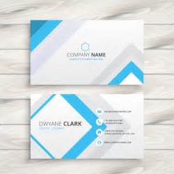 free card designs templates business card with minimal design vector free