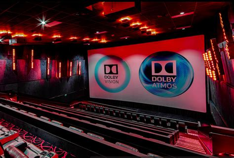 Amc Theater amc massively accelerates dolby cinema construction