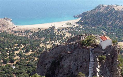 Monte Saos samotracia la dimora di nike mete e itinerari la vacanza in cer pleinair
