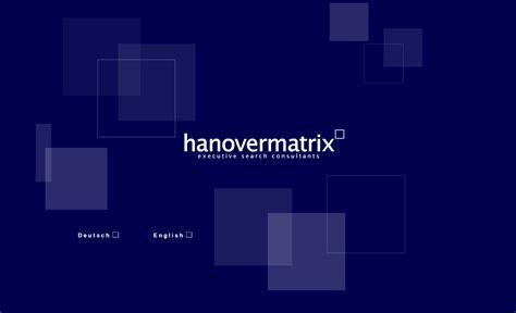 hanover matrix