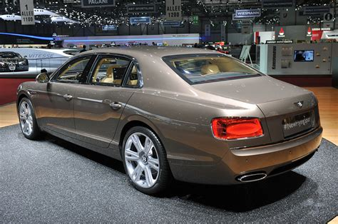 flying spur bentley 2014 bentley flying spur geneva 2013 photo gallery autoblog