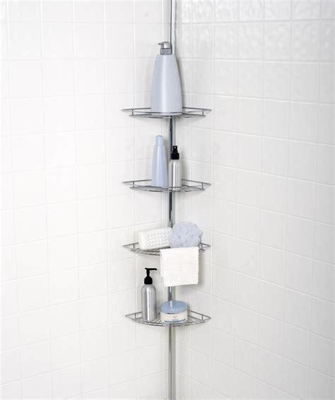 Corner Shower Caddy by Shower Caddy Corner White Images