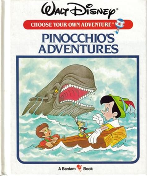 s adventures books pinocchio s adventures walt disney choose your own