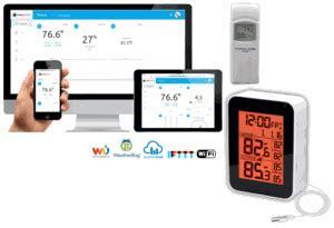 ambient weather ws  wireless internet remote