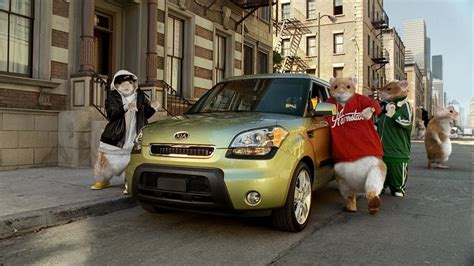 New Kia Commercial Kia Soul Commercial Songs Hamsters Kia Soul Hamsters