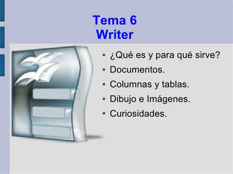sketchbook pro para que sirve procesador de texto writer