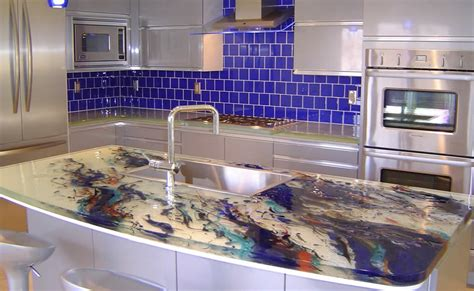 kitchen countertops suvidha innovation glass countertops chicago installation stone age