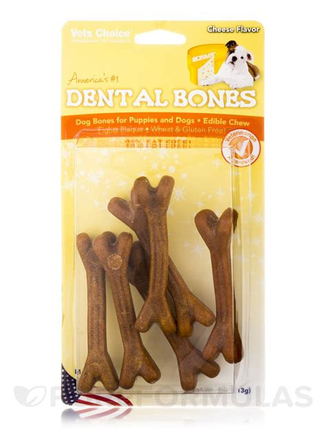 Dental Bone For Small dental bones for puppies and dogs cheese flavor 6 small