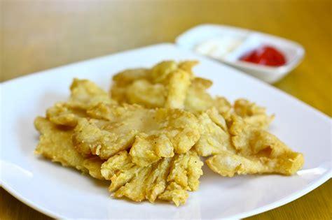 resep jamur tiram goreng tepung krispi renyah resep