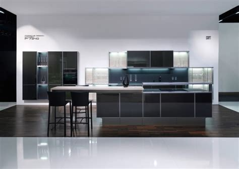 porsche design kitchen carbon fiber kitchen by porsche design