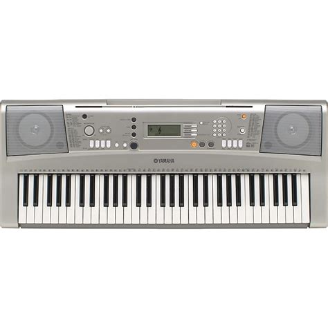 Keyboard Yamaha Seri Psr yamaha psr e303 61 key portable keyboard music123