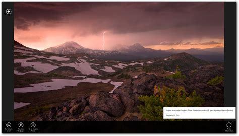 set bing daily image as desktop wallpaper in windows 10 set msn as my homepage bing images