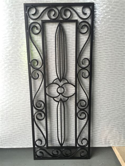 Interior Doors Wrought Iron Glass Made In China Wrought Iron Interior Doors