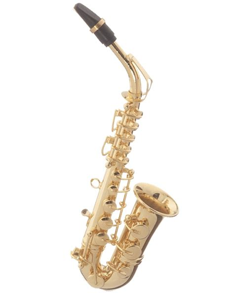 saxophone christmas ornament music and instruments