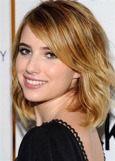 shoulder length hairstyles easy to maintain cute medium length hairstyles