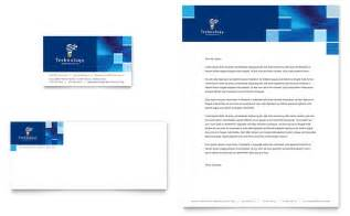 Free Business Card Letterhead Template Download Technology Consulting Amp It Business Card Amp Letterhead