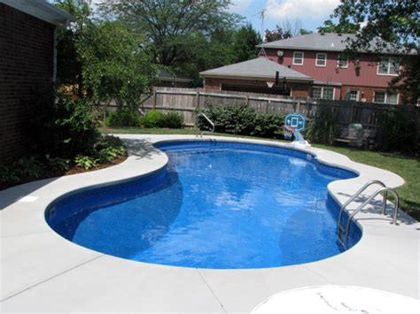 Pool Backyard Backyard Pools Inc