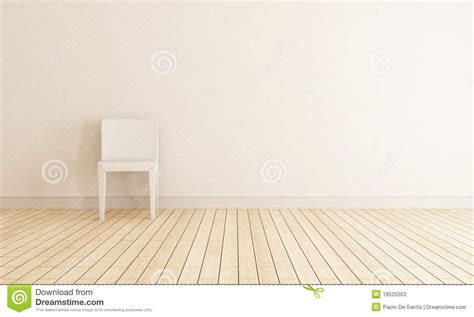 The Chair Is Against The Wall by Chair Against Wall Stock Photos Image 19525503