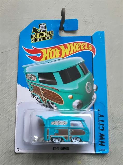 Hotwheels Vw Volkswagen Kool Kombi 2014 Hijau wheels kool kombi white gallery