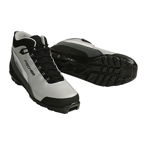 ski shoes fischer skis xc sport nordic ski boots for and