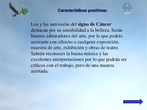 cancer caractersticas del signo zodiacal cncer de caracter 237 sticas positivas y negativas del signo de c 225 ncer