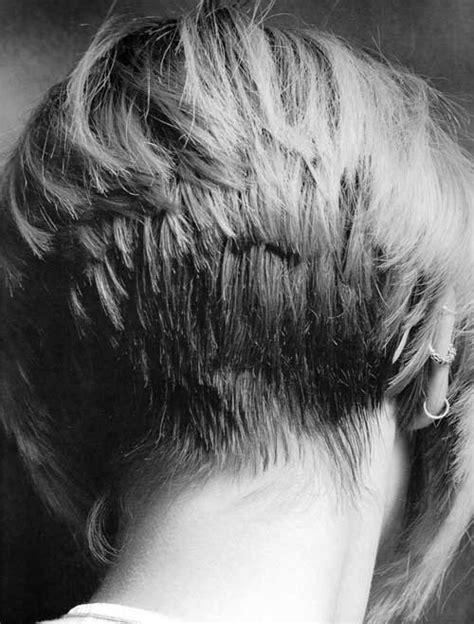 short choppy layered bob haircuts front and backviews short bob hairstyles for women short hairstyles 2016