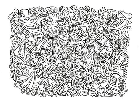 very difficult design coloring pages az coloring pages