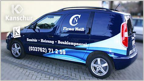 Folienbeschriftung Aktivieren by Fahrzeugbeschriftung